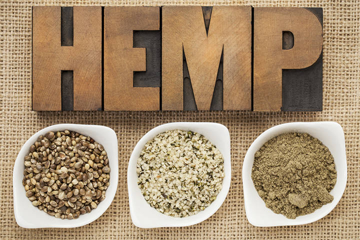 Hemp-based Products