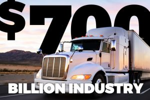 Trucking: A $700 Billion Industry and the Mind-Blowing Facts