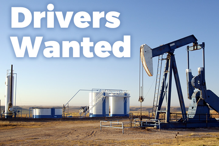 Tank Truck Driver Shortage Slowing Oil Boom