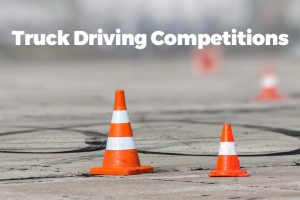 Testing Your Skills: Truck Driving Championships