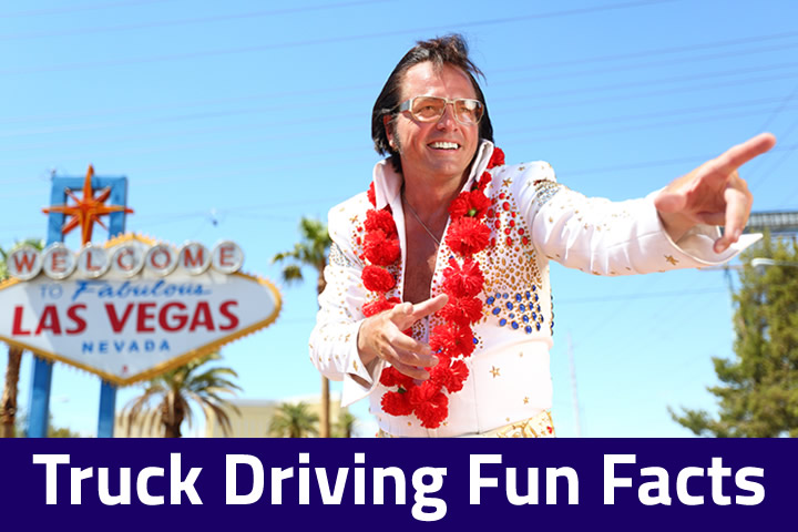 33 Truck Driving Fun Facts