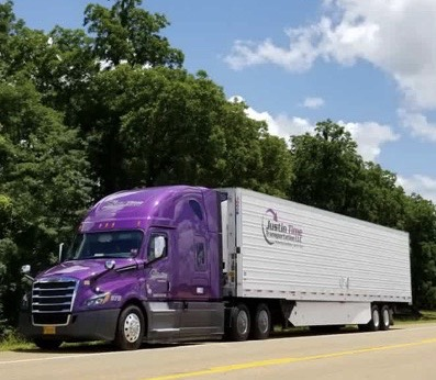 justin time truck