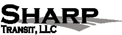 sharp transit logo