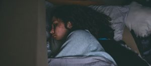 woman sleeping 1497855