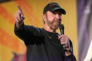 Chuck Norris Thanks Truckers Video