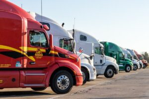 Strong Demand for Trucking Jobs