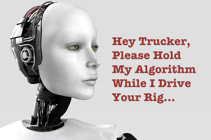Autonomous Trucking Vehicles: Will a Robot Take Your Driving Job?